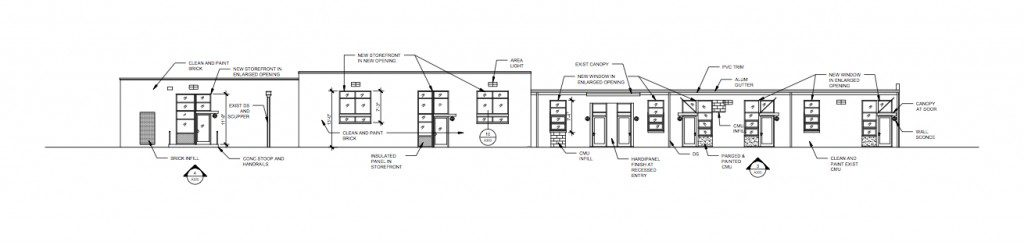 Plans for One South Realty